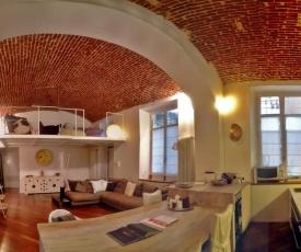 Loft Nel Cuore Liberty Di Torino