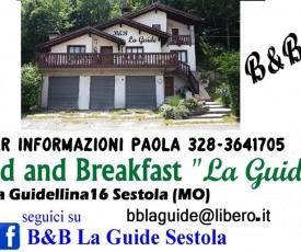Bed & breakfast La Guide