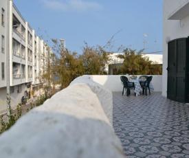Appartamento 4/8 pax vicino spiaggia e posto auto