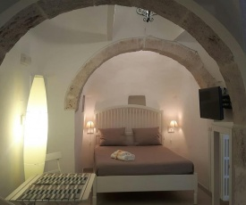 Bed in Trullo